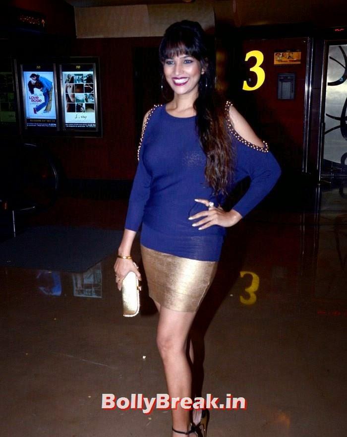 Tanish Singh, Tanisha Singh, Sezal Sharma hot pics from 'Khota Sikka' Press Conference