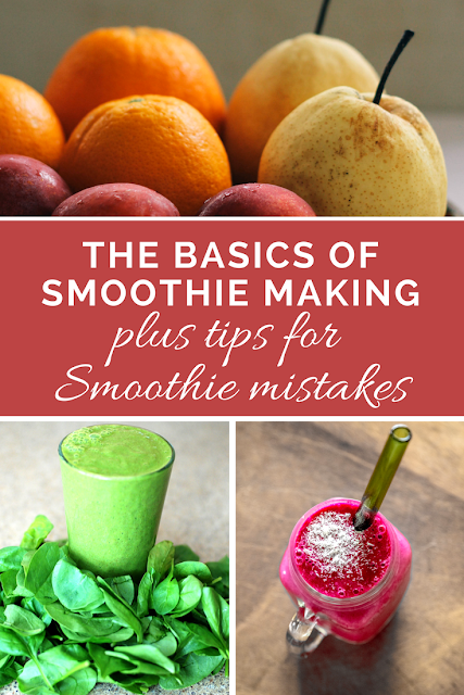 The Basics of Smoothie Making
