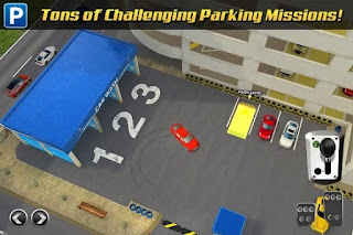 Multi Level 3 Car Parking Game Apk
