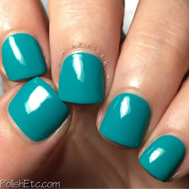 Powder Perfect - Bermuda Triangle Trio - McPolish - Bermuda