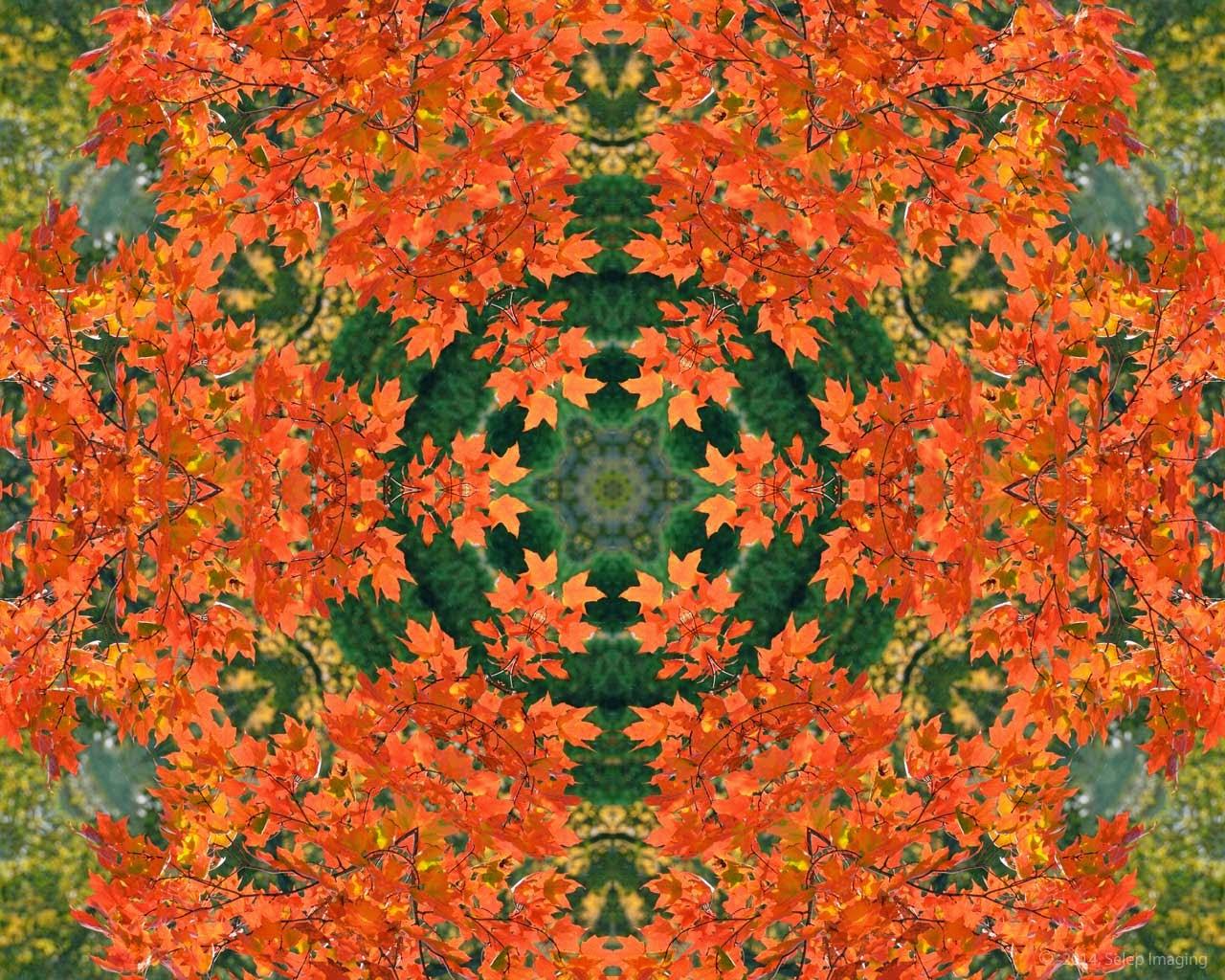 free background kaleidoscope