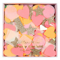 mix confettis rose et or love & confetti