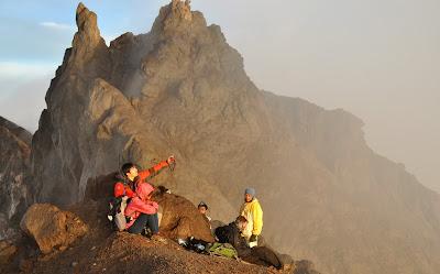 Lokon Volcano Trekking
