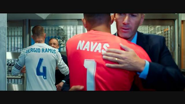 Keylor Navas: Hombre de fe (2017) HD 1080p Latino