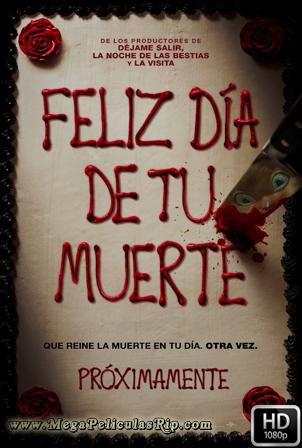 Feliz día de tu muerte 1080p Latino