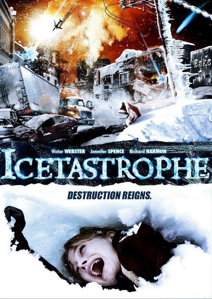 Icetastrophe อุกกาบาตน้ำแข็งถล่มโลก [HD][พากย์ไทย]