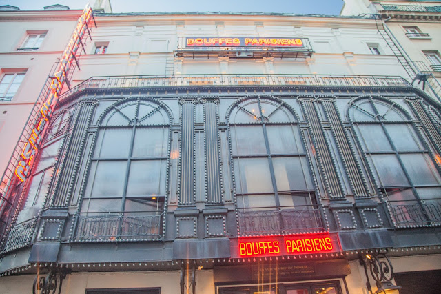 bouffes - parisien - theatre