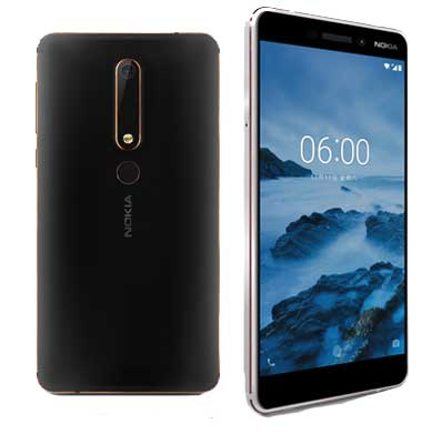 Nokia 6 (2018) Launched With 4GB RAM, 64GB Storage & 16 Mega Pixel Camera