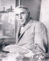Artist Cesar Klein