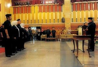 Pertama Kali dalam Sejarah Indonesia, Gubernur Kukuhkan Kepala Sekolah SMA/SMK Negeri