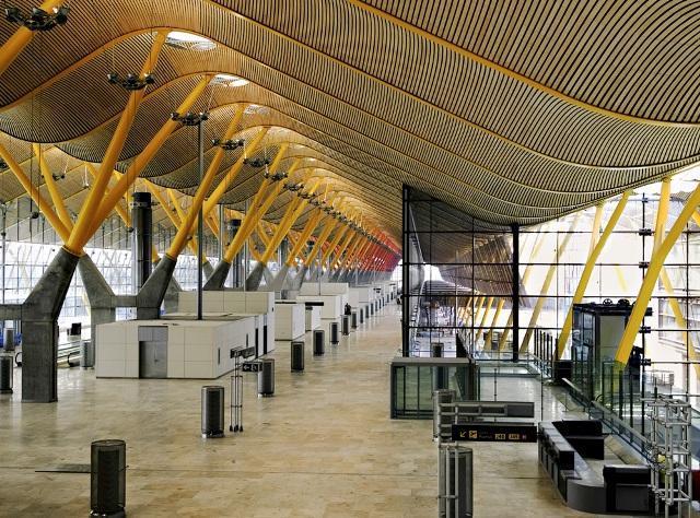 Madri aeroporto com bambu - Casa de bambu madrid ...