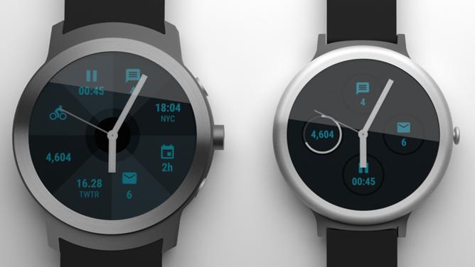 Resultado de imagen de Google ya tiene fecha de lanzamiento para dos relojes inteligentes