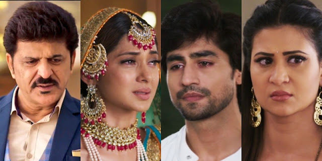 Unexpected Twist: Harsh-Anjana fight over Aditya and Zoya in Bepannaah