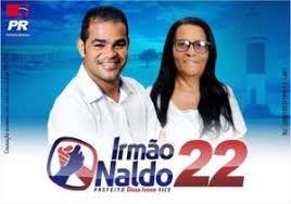 Resultado de imagem para *Galinhos Prefeito eleito: Irmão Naldo (PR) - 1.302 votos, o que representa 62,15% dos votos válidos. Vice-prefeita: Ivone Lima Bezerra da Rocha