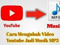 Cara Download Mp3 dari Youtube di Android Durasi Panjang