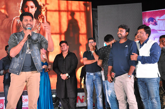 abhinetri audio launch photos