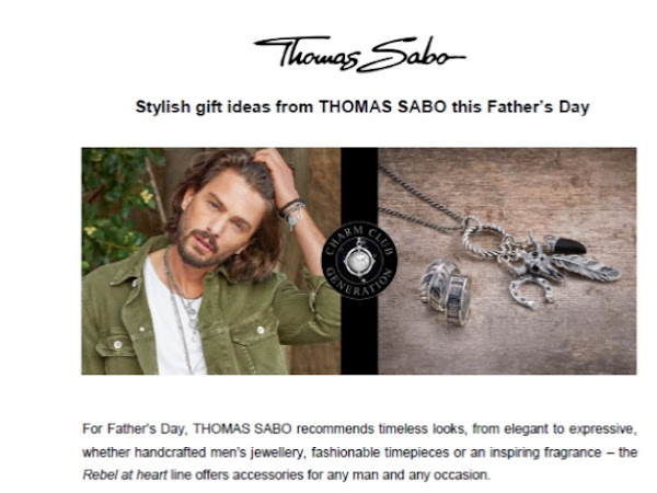 Thomas Sabo Fathers Day Ideas