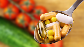 Healthy Vitamin Supplements