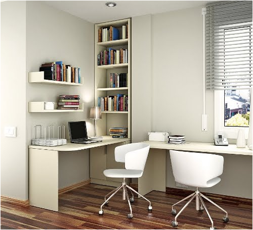 Study Room Design: Room Design Inspirations