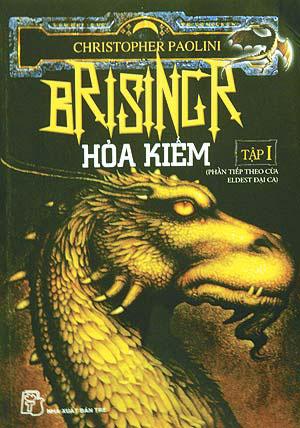 Eragon - Brisingr - Hoả Kiếm