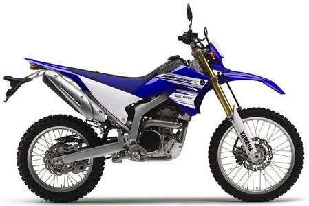 Spesifikasi Yamaha WR250R