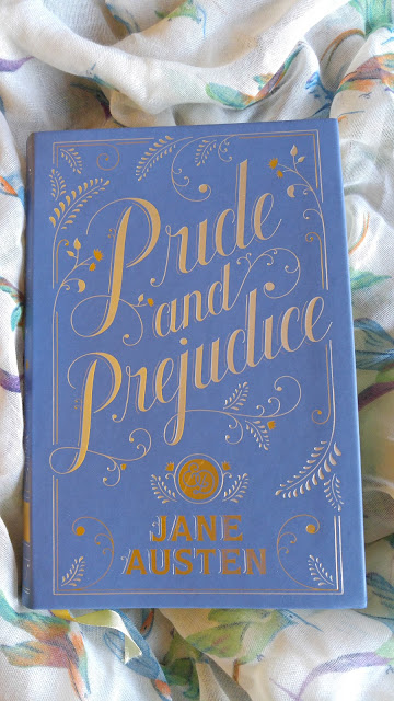 Pride and Prejudice--Jane Austen