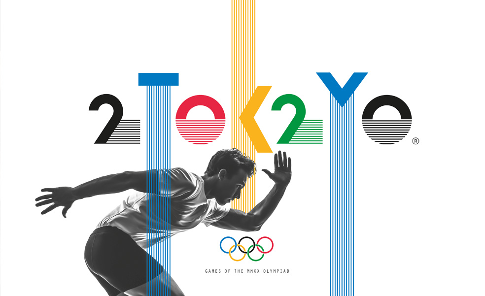 HD Wallpaper of 2020 Olympic 2020 olympics logo identity ...