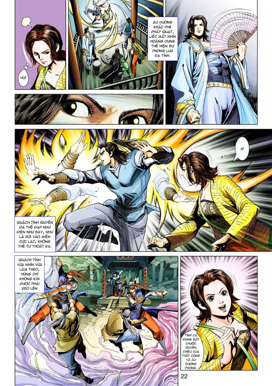 Anh Hùng Xạ Điêu anh hùng xạ đêu chap 45 trang 22