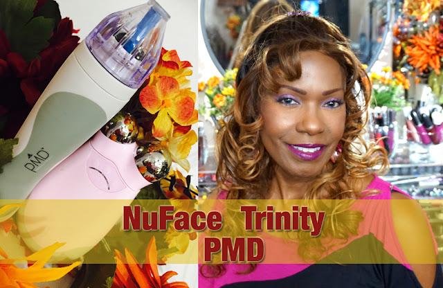 NuFace Trinity & PMD Microderm