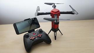 Spesifikasi Drone Lishitoys L6059 - OmahDrones