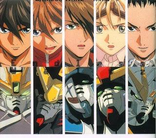 assistir - Gundam Wing Dublado - Episodios - online