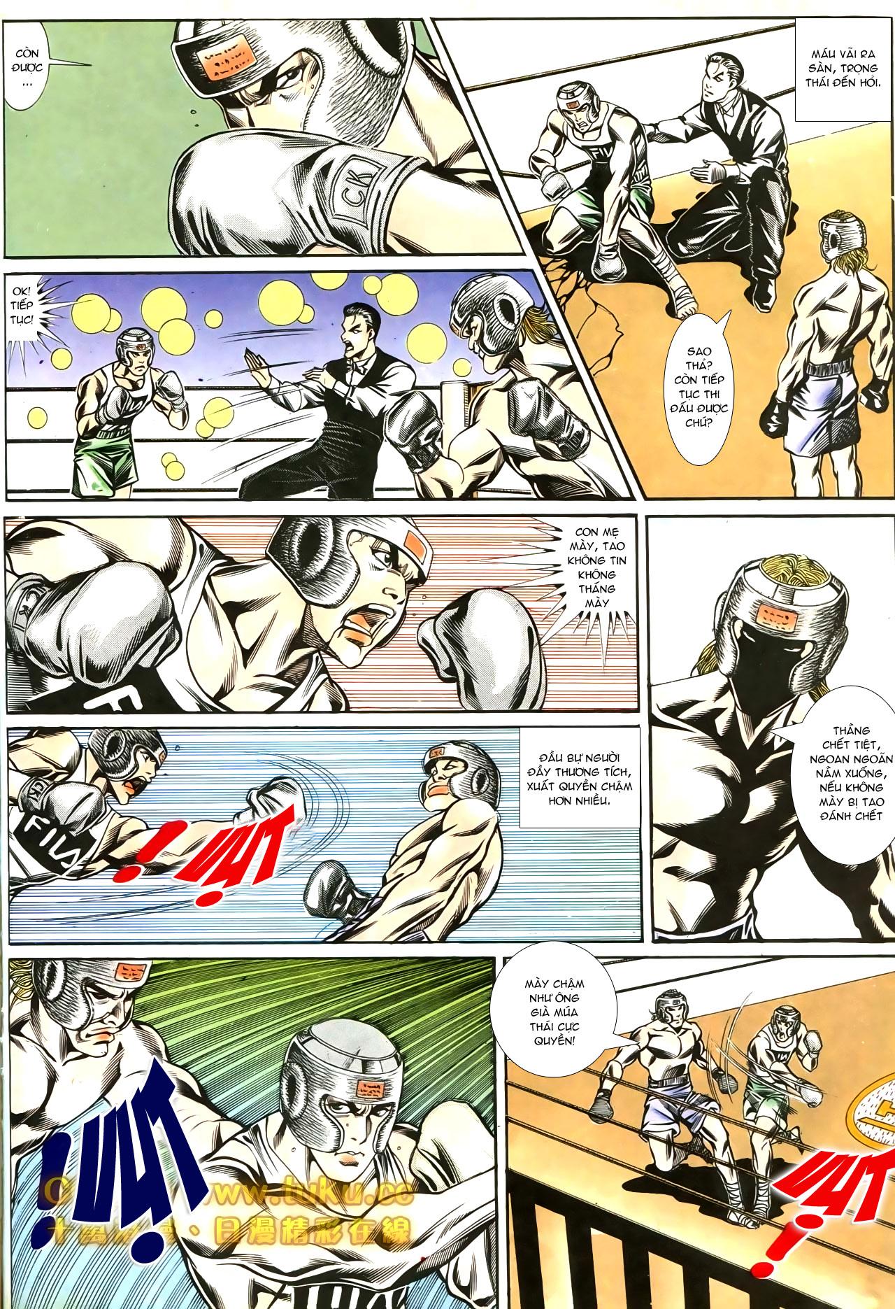 Người Trong Giang Hồ chapter 188: chiến nô trang 15