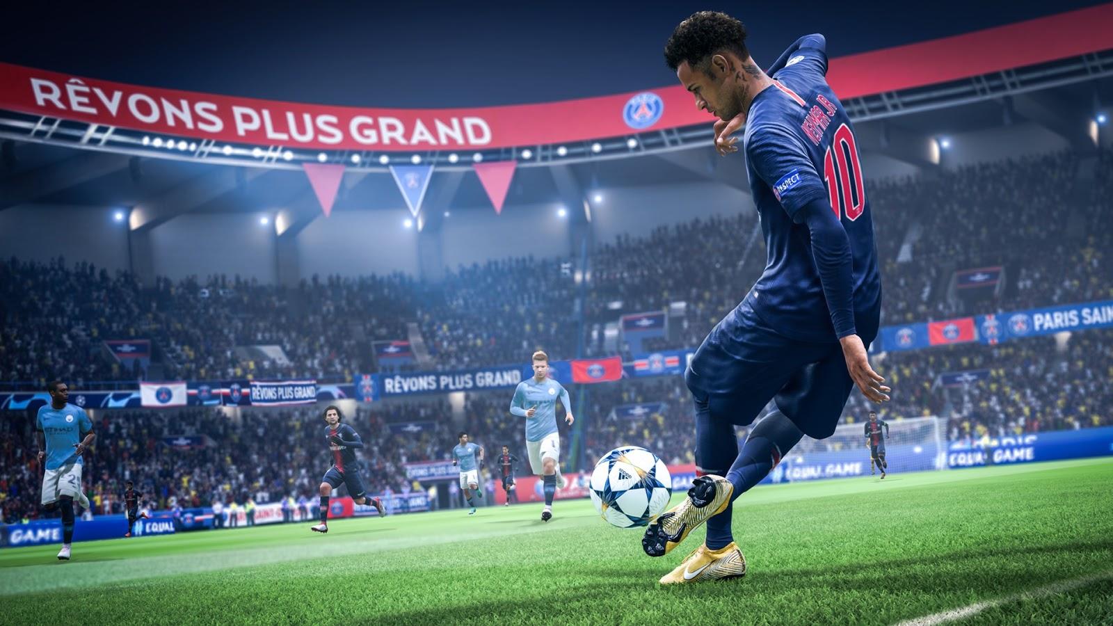 FIFA 19 PC ESPAÑOL (CPY) 2