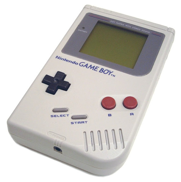 ... do Game Boy