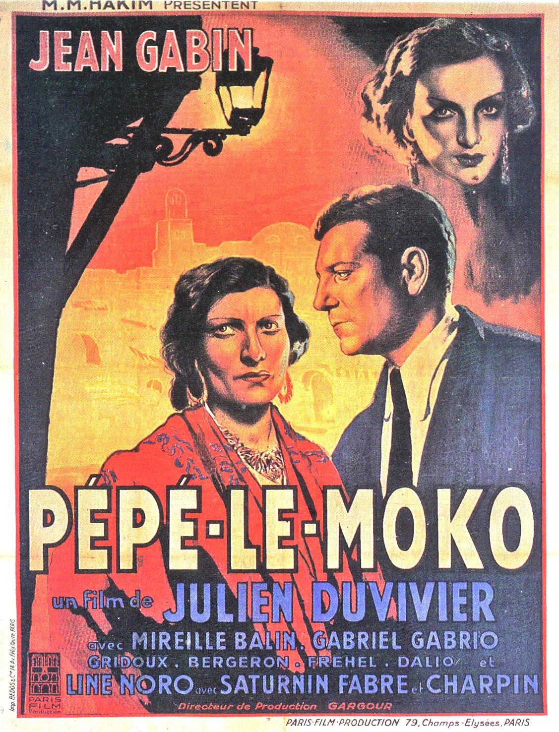 p p le moko 1937 a march through film history. Black Bedroom Furniture Sets. Home Design Ideas