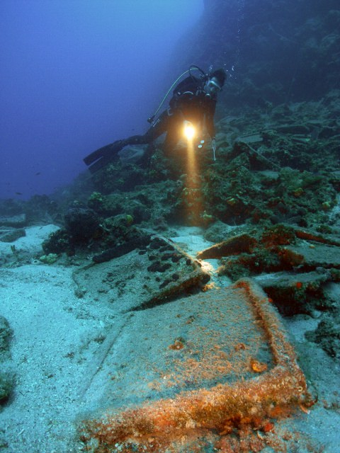 Minoan shipwreck found off Turkish coast