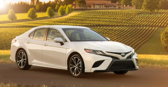 2020 Toyota Camry First Drive Review