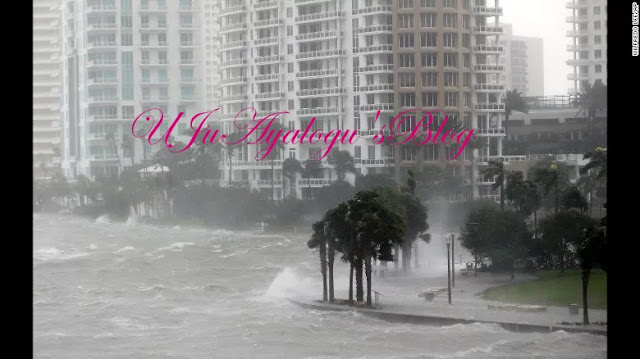 Hurricane Irma lands in Florida bringing floods and tornadoes