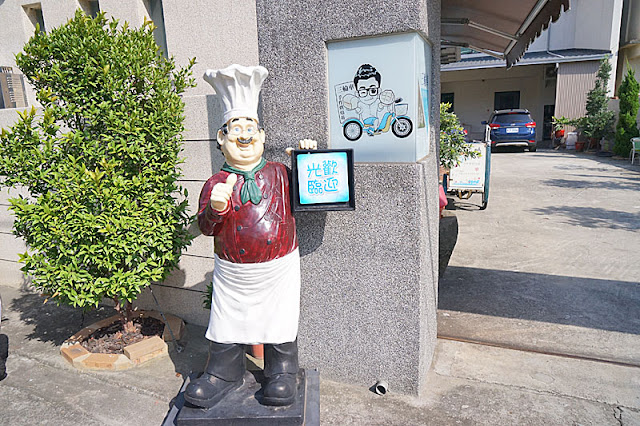DSC06173 - 梧棲麵包店│從騎三輪車擺攤沿街叫賣到開店面的三輪車麵包坊