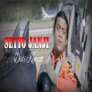 Didi Kempot - Setyo Janji
