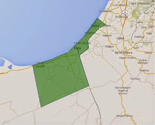 Gaza and Sinai
