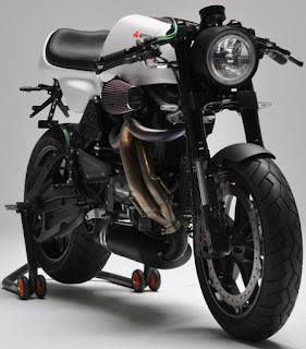 buell xc1 cafe racer kit by bottpower front right angle