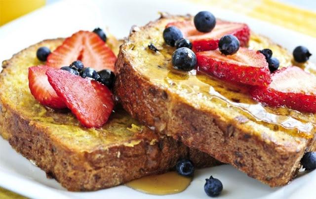 Resep French Toast dan Cara Membuatnya