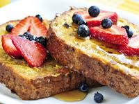 Resep French Toast, Roti Bakar Perancis