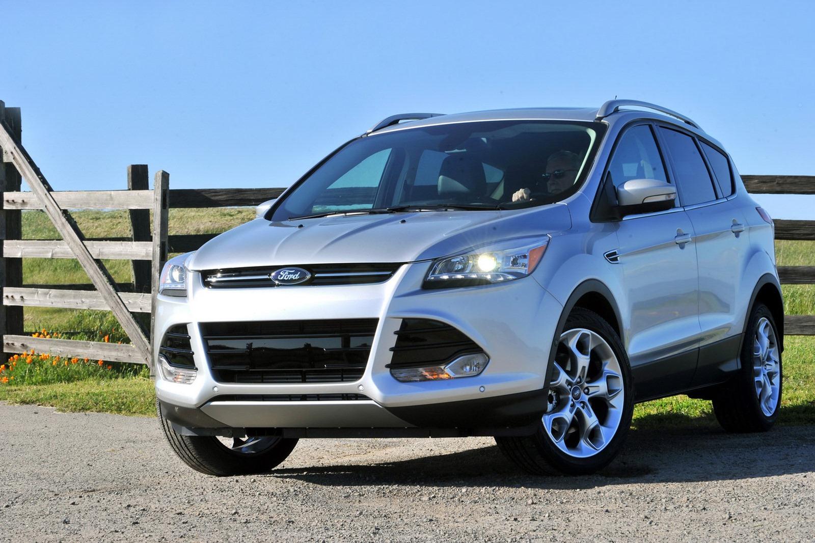 Car Images: 2013 Ford Escape