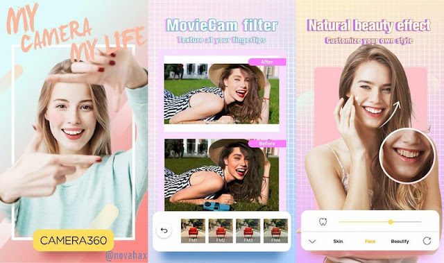 Camera360 ultimate old apk download