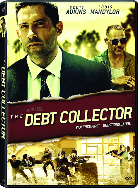 The Debt Collector (2018) ταινιες online seires xrysoi greek subs