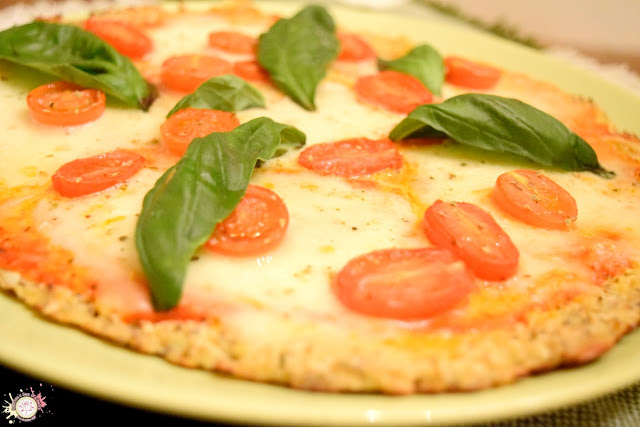 Colipizza caprese