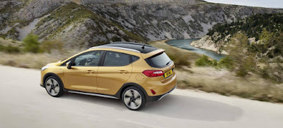 Ford 2018 Fiesta Active X review, Specs, Price