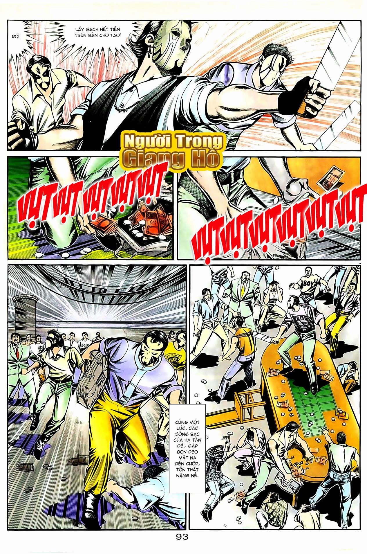 Người Trong Giang Hồ chapter 87: chống lưng của a khôn trang 7
